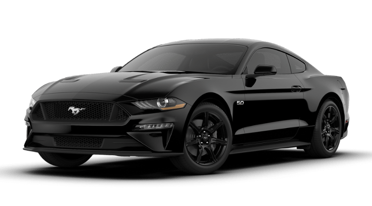 2019 Ford Mustang GT Coupe Rear-wheel Drive